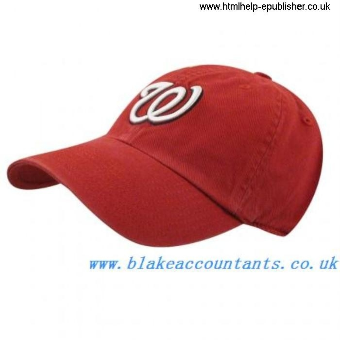 Womens Washington Nationals Rebate New Franchise Baseball Capby 47 Brand RED Caps - Baseball Y0F12572817335 ADJPQY0149